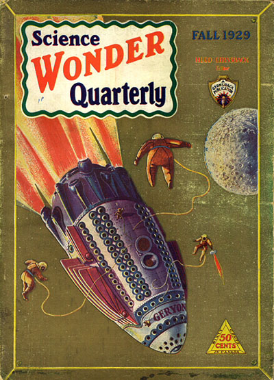 Science Wonder Quarterly Fall 1929