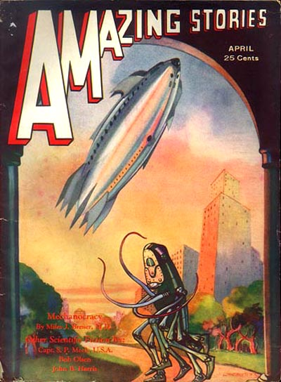 Amazing Stories April 1943