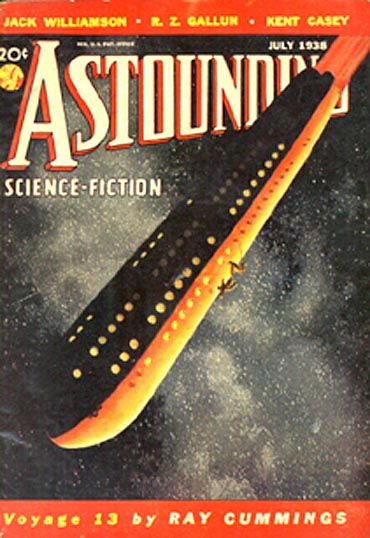 Astounding Science Fiction July 1938