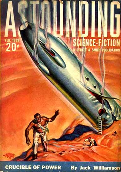 Astounding Science Fiction February 1939