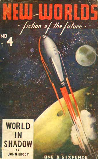 New Worlds January 1949