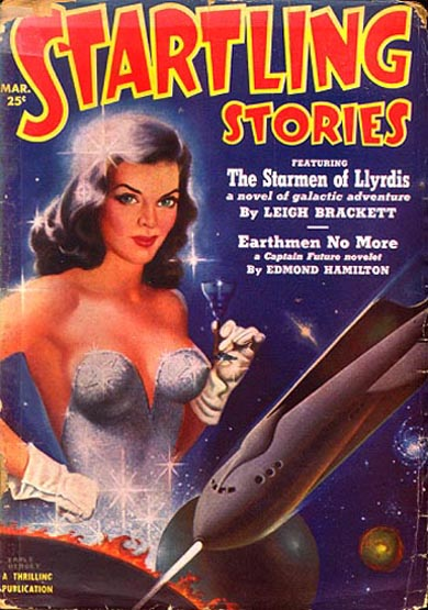 Startling Stories May 1951
