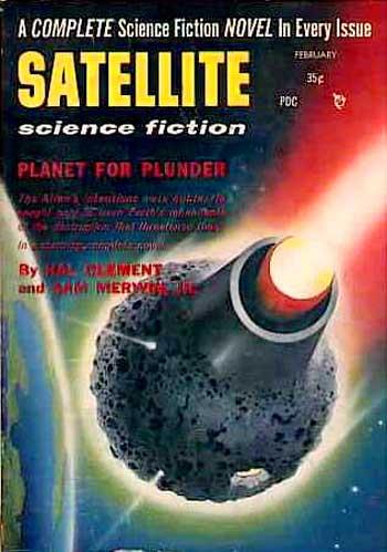 Satellite February 1957