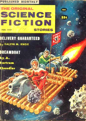 The Original Science Fiction Stories February 1959