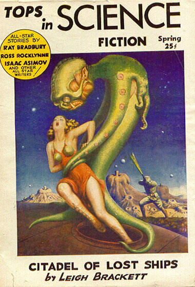 Tops in Science Fiction Spring 1953